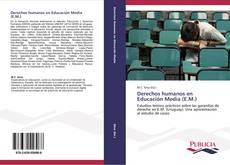 Portada del libro de Derechos humanos en Educación Media (E.M.)