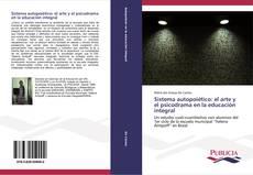 Portada del libro de Sistema autopoiético: el arte y el psicodrama en la educación integral