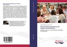 Capa do livro de Hacia buenas prácticas de tutoría universitaria
