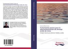 Обложка Tratamiento pasivo para la descontaminación de drenaje ácido de mina