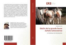Bookcover of Déclin de la grande faune Sahélo-Saharaienne