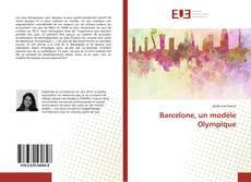 Обложка Barcelone, un modèle Olympique