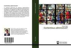 Bookcover of Contentieux administratif