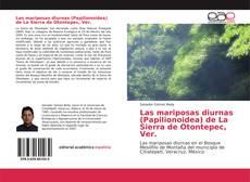 Copertina di Las mariposas diurnas (Papilionoidea) de La Sierra de Otontepec, Ver.