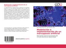 Bookcover of Modelación e implementación de un marcapasos artificial