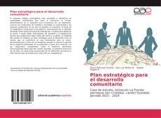 Portada del libro de Plan estratégico para el desarrollo comunitario