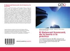 Bookcover of El Balanced Scorecard, de la teoría a la práctica