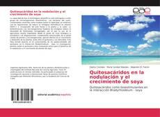 Обложка Quitosacáridos en la nodulación y el crecimiento de soya