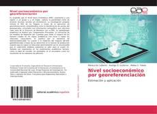 Bookcover of Nivel socioeconómico por georeferenciación