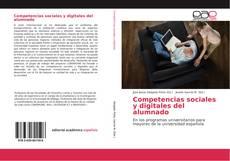 Portada del libro de Competencias sociales y digitales del alumnado