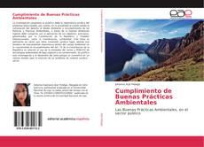 Portada del libro de Cumplimiento de Buenas Prácticas Ambientales