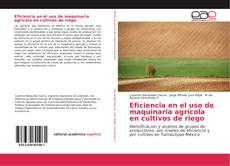 Eficiencia en el uso de maquinaria agrícola en cultivos de riego的封面
