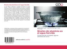 Portada del libro de Niveles de aluminio en el agua hervida