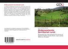 Portada del libro de Ordenamiento territorial rural