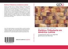 Borítókép a  Política Tributaria en América Latina - hoz