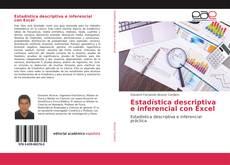 Estadística descriptiva e inferencial con Excel kitap kapağı