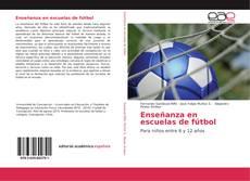 Обложка Enseñanza en escuelas de fútbol