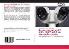 Bookcover of Expresión del Ki-67, p53, p16 Y bcl-2 en ameloblastomas