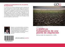 Bookcover of 1-OHPU en trabajadores de una planta de alquilación