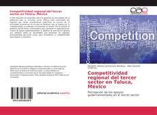 Couverture de Competitividad regional del tercer sector en Toluca, México