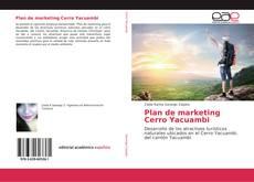 Bookcover of Plan de marketing Cerro Yacuambi