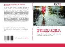 Bookcover of Relatos de la práctica de Atención Temprana