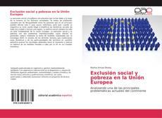 Portada del libro de Exclusión social y pobreza en la Unión Europea