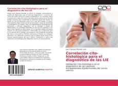 Bookcover of Correlación cito-histológica para el diagnóstico de las LIE