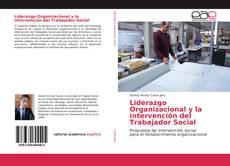 Portada del libro de Liderazgo Organizacional y la intervención del Trabajador Social