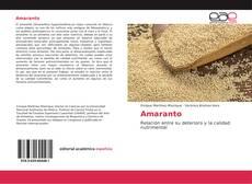 Bookcover of Amaranto