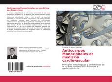 Copertina di Anticuerpos Monoclonales en medicina cardiovascular
