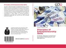 Principles of Entrepreneurship Skills的封面