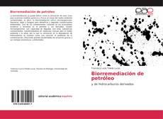 Обложка Biorremediación de petróleo