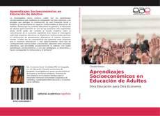 Bookcover of Aprendizajes Socioeconómicos en Educación de Adultos