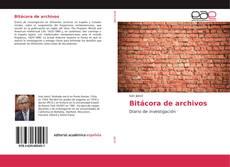 Borítókép a  Bitácora de archivos - hoz