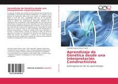 Обложка Aprendizaje de Genética desde una Interpretación Constructivista