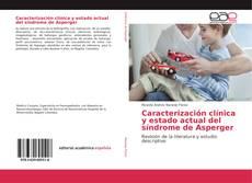 Обложка Caracterización clínica y estado actual del síndrome de Asperger