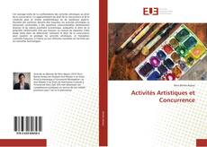 Borítókép a  Activités Artistiques et Concurrence - hoz