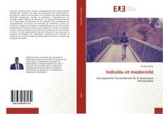 Portada del libro de Individu et modernité