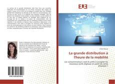 Buchcover von La grande distribution à l'heure de la mobilité