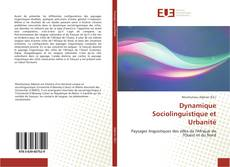 Couverture de Dynamique Sociolinguistique et Urbanité