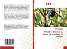 Diversité oléicole au niveau de la wilaya de Tlemcen的封面