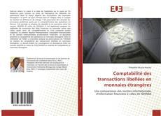 Couverture de Comptabilité des transactions libellées en monnaies étrangères