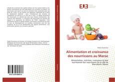 Bookcover of Alimentation et croissance des nourrissons au Maroc