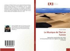 Portada del libro de La Musique de Tbal en Tunisie