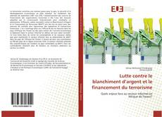 Couverture de Lutte contre le blanchiment d'argent et le financement du terrorisme