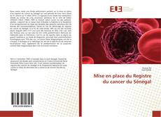 Bookcover of Mise en place du Registre du cancer du Sénégal