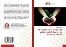 Portada del libro de Valorisation des résidus de cultures et de fumier de ferme en Tunisie