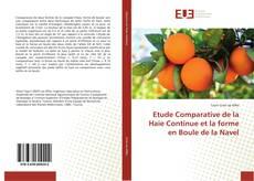 Bookcover of Etude Comparative de la Haie Continue et la forme en Boule de la Navel