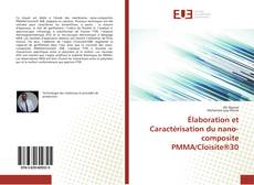 Capa do livro de Élaboration et Caractérisation du nano-composite PMMA/Cloisite®30